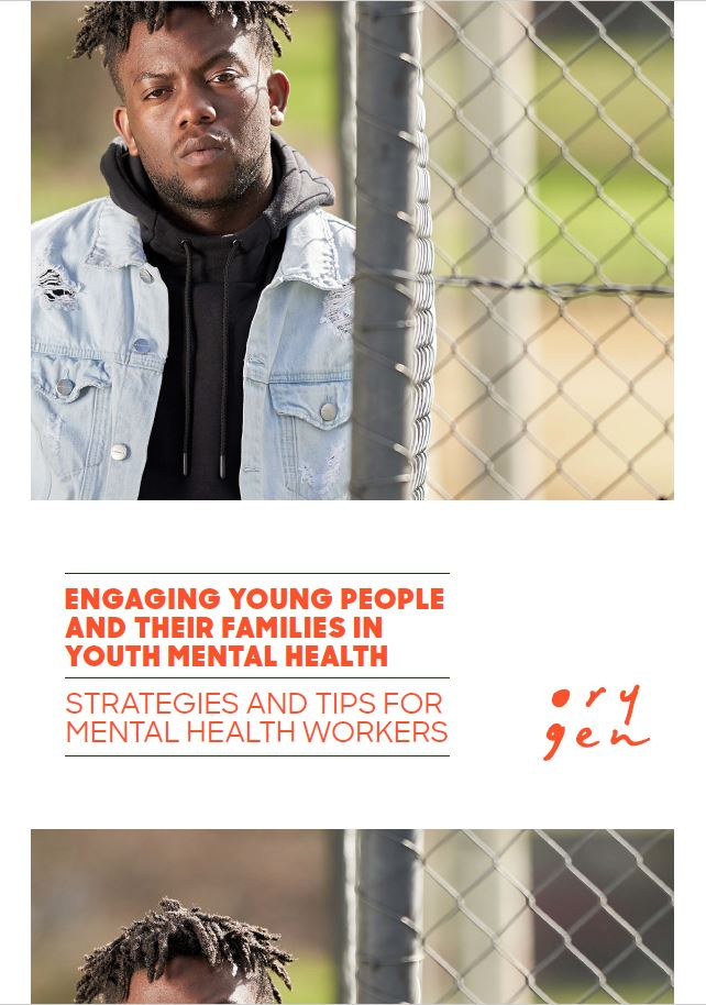 Engaging young people and their families in youth mental health