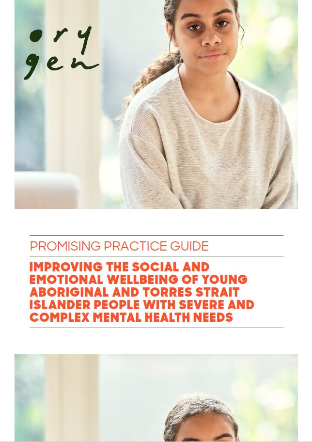 Improving the social and emotional wellbeing of young Aboriginal and Torres Strait Islander people