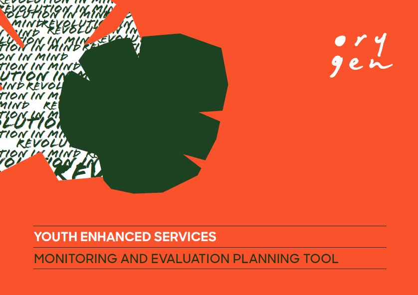 Monitoring and evaluation planning tool