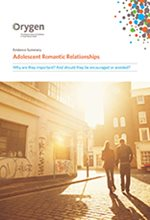 Adolescent Romantic Relationships