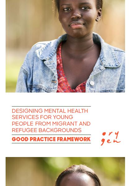 Designing mental health services for young people from refugee and migrant backgrounds