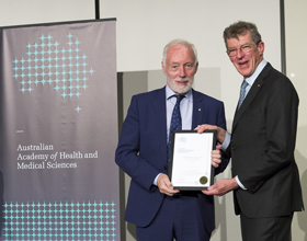 Professor Patrick McGorry elected to the Australian Academy of Health and Medical Sciences