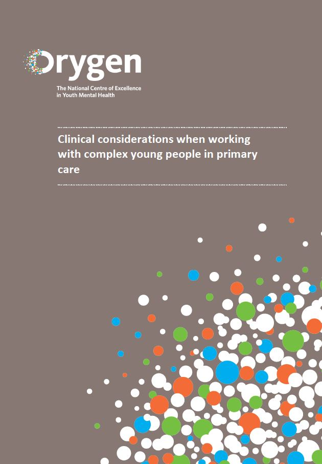 Clinical considerations when working with complex young people in primary care