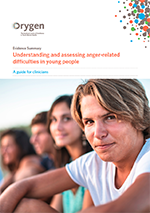 Understanding and assessing anger-related difficulties in young people
