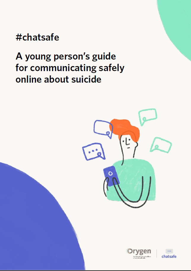 #chatsafe: A young person's guide for communicating safely online about suicide