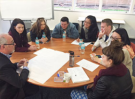 Orygen's youth councils gather for their biannual face-to-face meeting